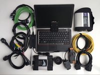 Wholesale used i5 laptops for sale - Auto Repair Diagnosis Tool for B MW wifi Icom Next MB Star C4 used laptop E6320 I5 G new TB SSD soft ware V12