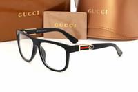 óculos de homem exclusivos venda por atacado-2019 óculos de sol das mulheres dos homens Designer de Marca de Metal Quadro Hexagonal Revestimento da lente Plana Único uv400 óculos de Sol Goggle Óculos com