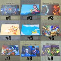 jogos de tabuleiro venda por atacado-115 Cartões de Capacidade de Titular de Cartões de Pastas Álbuns Para Pokemons CCG MTG Magia Yugioh Jogo de Tabuleiro de Cartões de livro de Manga Titular