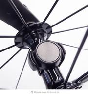 ingrosso tachimetro nero-Cycplus Cycling Computer Wireless BT ANT + Sensore di velocità per bici da bicicletta IPX7 4g Sensore di velocità ultra-piccolo per computer Sensore di velocità nero