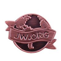 eski haritalar toptan satış-Jw.org pins vintage harita rozeti Yehova'nın Şahitleri broş Hıristiyan vaftiz hediye serin ceket aksesuarı