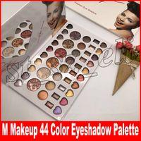 Wholesale valentines wear resale online - New Arrival Brand Makeup Color Eyeshadow Palette Fashion Eye Shadow Palette for Valentine Gift