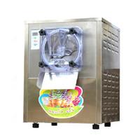 fabrik eis großhandel-Qihang_top Fabrik 220V Gewerbe Eiscreme-Maschine harte Eiscreme-Hersteller 1400W Haagen-Dazs Ice Cream Herstellung Preis