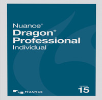 Nuance Dragon Professional Individual 15