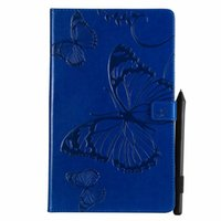 Wholesale tablet kindle hd resale online - Butterfly Case for Amazon Fire HD Case Cover Flip PU Leather For Amazon Kindle Fire HD quot Tablet pen