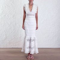 uzun beyaz etek için üst toptan satış-Yüksek Kaliteli 2019 Moda Iki Parçalı Kısa Üst ve Uzun Etekler Beyaz Kadın Setleri Oymak