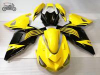 Wholesale motorcycle full fairings resale online - Motorcycle fairings for Kawasaki Ninja ZX ZX14R ZX R full set ABS plastic fairing kits