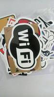 Wholesale jdm decals rear window resale online - 4500X Skateboard Sticker Vintage Vinyl Laptop Luggage Suitcase Home Decor Phone Laptop Covers DIY Vinyl Decal Sticker Bomb JDM Car styling