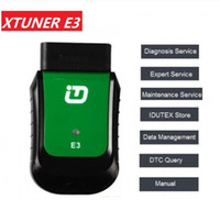 Wholesale vpecker scanner resale online - Original XTUNER E3 V10 OBD2 Wifi Full System OBDII Auto Diagnostic Scanner Supporting kinds language Better Than Vpecker