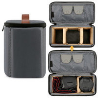 Wholesale nylon video bag for sale - Group buy DSLR Camera Bag Liner Sleeve Video Digital DSLR Bag Waterproof Photography Photo Case For Nikon Sony Cam Lens Case