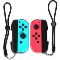 mini drahtloses gamepad großhandel-Gamepad Das Handheld-Gamepad enthält das Mini-Ladegerät für den Nintendo-Switch-Controller joy-con