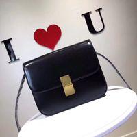 Wholesale womens branded bags resale online - Designer Bags Womens Luxury Designer messenger Bag Handbags Designer Luxury Handbags Purses Shoulder Bag Brand Fashion Woman Bags