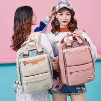 Wholesale travel bags for children for sale - Group buy 100 New Waterproof Nylon Kids Backpack Girls For Middle School Students Travel Shoulder Backpacks Children Schoolbags Women Bag