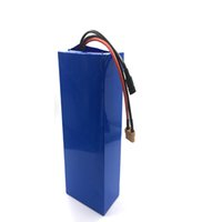 Wholesale battery lithium ion for sale - Group buy AU EU US lithium ion battery pack v AH batteries for W KW KW motor Charger