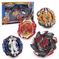 Wholesale beyblade fusion toys online - Beyblade burst Beyblades Metal Fusion Arena D bey blade Launcher Spinning Top Beyblade Toys For Boy Children XD168