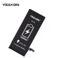 verizon t mobile al por mayor-Fuente de la fábrica de sustitución de baterías para iPhone 6 6P 6S 6SP 7 8 7P 8P cero Cycel batería