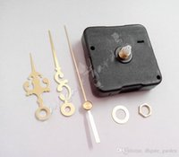 kits de mecanismos de relógio venda por atacado-Movimento do Relógio de quartzo No Tic Sweep Spindle Mecanismo Repair Kit + Hora Minuto Segundo Mãos Frete Grátis
