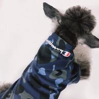moda giyim markaları toptan satış-C Mektup Köpek Giyim Tasarımcısı Marka Pet Köpek Hoodies Moda Teddy Yavru Schnauzer Köpek Giyim Pet Dış Giyim GGA2117