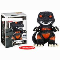 Wholesale toys godzilla for sale - Group buy Funko POP Godzilla Dinosaur Monster Anime Figures Action Figures Christmas Gifts Toys Birthdays Gifts Doll New Arrvial PVC C31