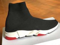 ingrosso scarponi da bambino-scarpe fashion designer donna uomo calzino scarpe casual lady boy girl scarpa best dress scarpa hike scarpa stivaletti in lana da donna uomo boot