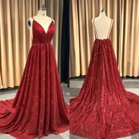 01b30c802ea9 Kaufen Sie im Großhandel Lange Rote Reich Kleider 2019 zum verkauf ...