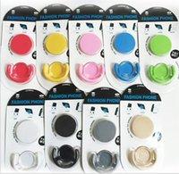 handys pakete großhandel-Universal-Handyhalter mit Clip Paket erweiterbar Griffständer Halterung 360 Grad Fingerhalter flexibel für iPhone DHL
