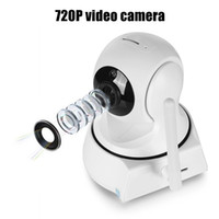 Wholesale night vision zoom online - 2019 New Home Security IP Camera WiFi Camera Video Surveillance P Night Vision Motion Detection P2P Camera Baby Monitor Zoom