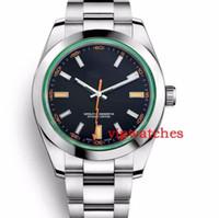 ver hots al por mayor-Envío gratis Mens Perpetua Steel Sports Master Dive Men Watch 41 mm mecánico automático nueva venta caliente relojes de pulsera