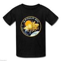 ingrosso comprare vestiti di marca di cotone-T-shirt della NASA APOLLO 13 Houston We've Got a Problem ACQUISTA S M L XL XXL XXXL 100% cotone T-shirt Abbigliamento di marca Top Tees Alta qualità