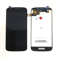 Wholesale moto frame resale online - 5 inch Lcd Display Screen for Motorola Moto E5 Play Moto E Play th Gen Repair Parts Assembly No Frame Black