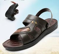 ingrosso pantofole bassi prezzi-Summer Beach sandali e ciabatte prezzo basso resistente all'uso durevole antiscivolo pantofole calde dei sandali Bancarelle uomo