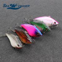 Wholesale soft lure pike resale online - Cheap Fishing Lures cm g Topwater Musky Pike Bass Walleye Jerkbait Lure Lundberg VIB Baits Jerk bait MUSKIE Lure Bait