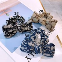Wholesale girls hair accessories dhl for sale - Group buy Girls Hairbands Fashion Bow Children Ribbon Elastic Headbands For Women Hair Accessories Teenager Girls Classic Hair Ropes DHL shipping