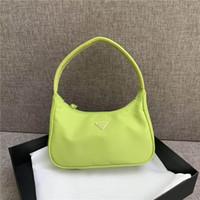 fluoreszierende stoffe großhandel-Globales freies Verschiffen-klassisches deluxes Match-Gewebe-Leuchtstoff-Einkaufstaschen-hochwertigste Einkaufstasche-Größe 22cm 15cm 6cm