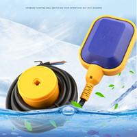 interruptor de nível flutuar venda por atacado-Controlador Float Mudar EM15-2 2M 3M 4M 5M Líquido Switches Líquido Fluido de Nível de Água Float interruptor controlador Contactor Sensor