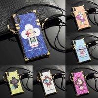 iphone / ipod cases girassol venda por atacado-Girassol paris fashion show phone case para samsung s10 s9 s8 nota 9 8 Cross Body Ombro Shell Capa para o IPhone X XS Max XR 8 7 6 6 s além de