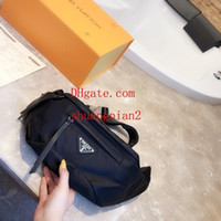 Wholesale u3 for sale - Group buy Fashion Brand Fannypack letters waist bags for Men women zipper Outdoor Waistpacks packs cycling Classic Cross body bags purse G U3