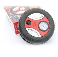 Wholesale car tire pump resale online - Direct Car Air Pump Portable Car Air Pump Large Motor Mini Tire Air Pump