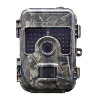 ip66 kameralar toptan satış-Açık Avcılık 1080 P 16MP Gece Görüş Trail Kamera Hiçbir Glow ile 38 LEDS Hızlı Tetik IP66 Su Geçirmez Vahşi kamera