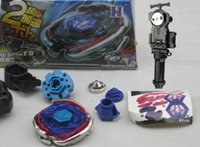 Wholesale beyblade toys pegasus for sale - Group buy 1set Sale Cosmic Pegasis Pegasus Metal Fury earth aquila Beyblade d toys style BB With Launcher jouets en bois