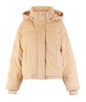 хорошие зимние пальто бренды оптовых-Winter fashion brand good quality velvet fabric real duck down coat female Hat Detachable thicker warm down coats wq585 dropship