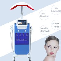 ingrosso sistema ossigeno-ringiovanimento della pelle microdermoabrasione dermoabrasione pelle spa sistema dermoabrasione acqua promuovere rinnovamento cellulare della pelle Oxygen Spray Scrubber