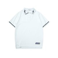 Wholesale quality womens size clothing resale online - 2019 Latest Men Polo Shirts Women Tops tshirts Mens fahsion embroidery shirt Womens Clothes Size for S XXL high quality panelled type