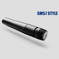 ingrosso batteria mic-Sm 57 58 Handheld Mic Karaoke Amplificatore per chitarra Precision Tom Snare Drum Kit Instrument Dynamic Wired Microphone T190704