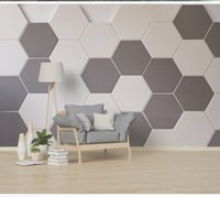 Geometric Wallpaper Living Room Online Shopping Geometric