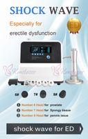 ingrosso nuova prostata-vendita calda Nuova terapia a onde d'urto extracorporea a bassa intensità per la macchina della prostata / onde d'urto dell'uomo per ED