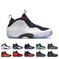 Wholesale basketball shoes sales usa resale online - Top Sale USA Penny Hardaway Men Basketball Shoes Abalone Doernbecher Ben Gordon Fleece Obsidian foam one Alternate Galaxy Sports Sneakers