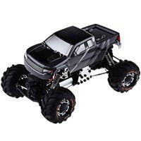 ingrosso buggies leggeri-Rc Car 2 .4g Car 4 Wd Simulazione Car Racing 1/24 Off-Road Vehicle Buggy Leggero Modello elettronico Giocattolo Regalo per bambini