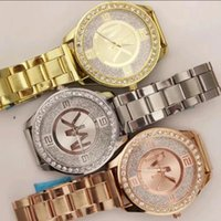 Wholesale men s watches orange resale online - Famous Logo famous designer watch new luxury watch fashion brand product in men and stainless steel clock quartz watches for women