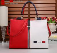ingrosso borse medie delle signore-Grande e media moda donna signora designer Francia parigi stile borsa shopping bag borsa di lusso